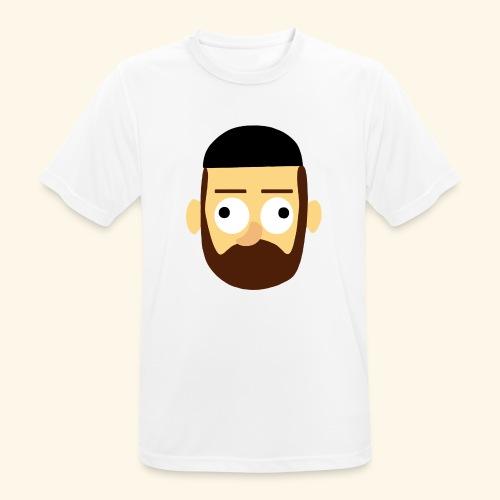 Stille Willem - Mannen T-shirt ademend actief