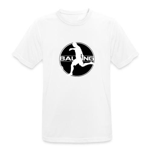 Balling - Mannen T-shirt ademend actief
