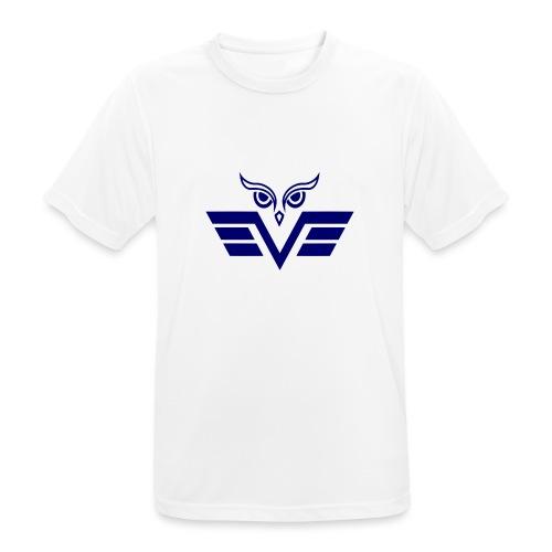 blue owl - Men's Breathable T-Shirt