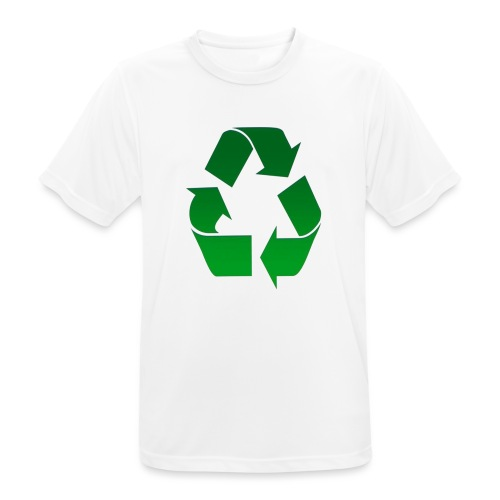 Recyclage - T-shirt respirant Homme