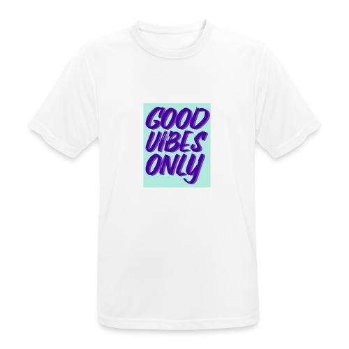 Spruch - Männer T-Shirt atmungsaktiv