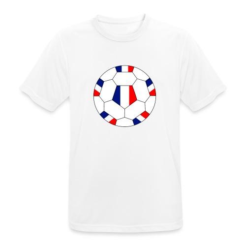 Frankreich Fußball - Männer T-Shirt atmungsaktiv