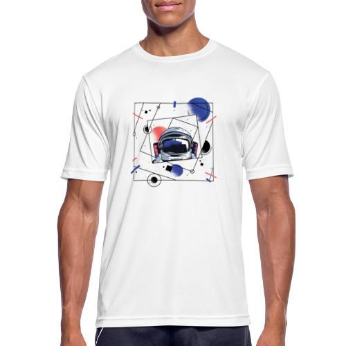 Beste Astronaut Weltraum Designs - Männer T-Shirt atmungsaktiv