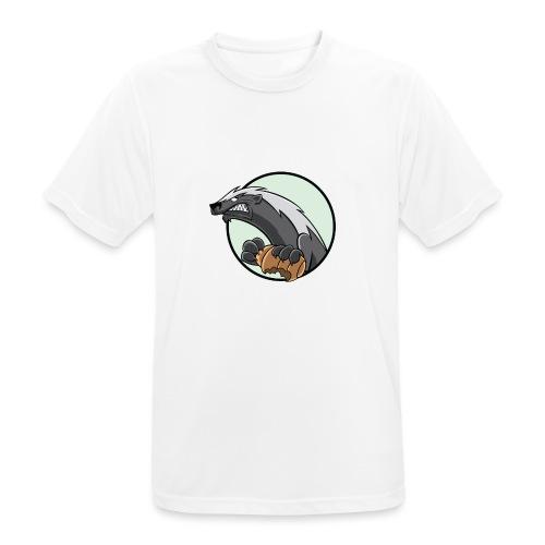 HoneyBadger - Männer T-Shirt atmungsaktiv