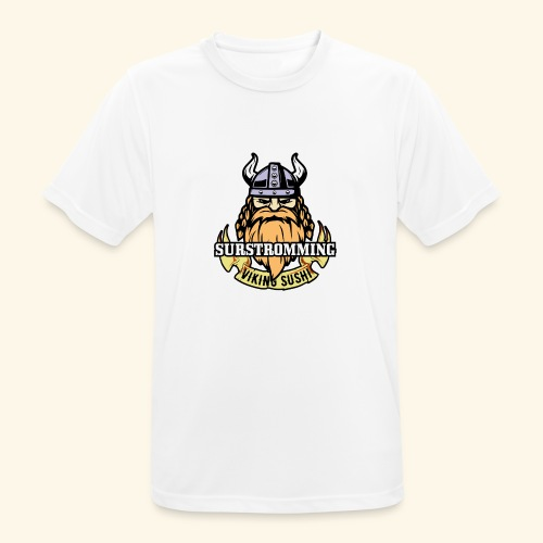 Surstromming - Männer T-Shirt atmungsaktiv