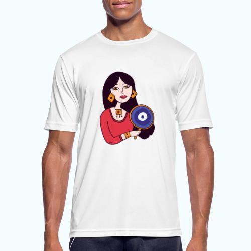 Fashion Girl - Men's Breathable T-Shirt