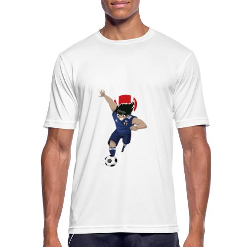 HYUGA JAPAN - COUPE DU MONDE - RUSSIE 2018 - T-shirt respirant Homme