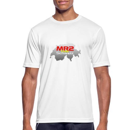 Logo MR2 Club Logo - Männer T-Shirt atmungsaktiv