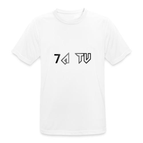 7A TV - Men's Breathable T-Shirt