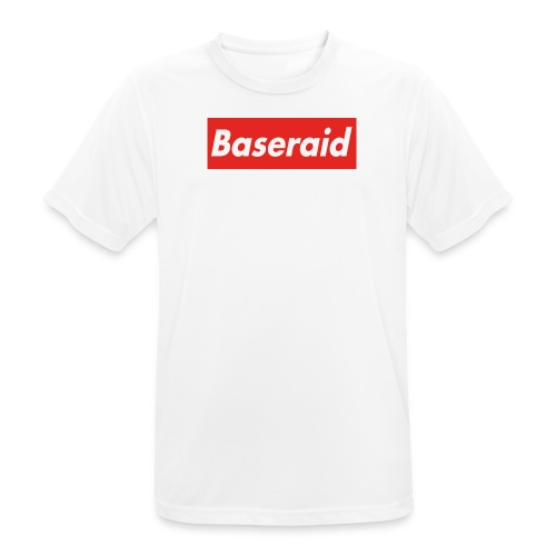 Base Raid - Men's Breathable T-Shirt