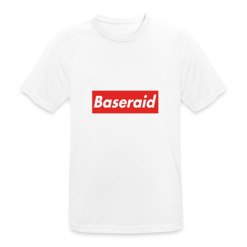 Base Raid - Men's Breathable T-Shirt