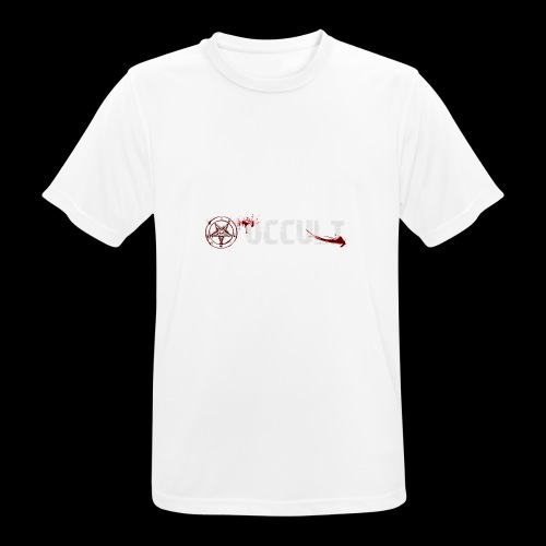 Occult Ghost Hunts - Men's Breathable T-Shirt