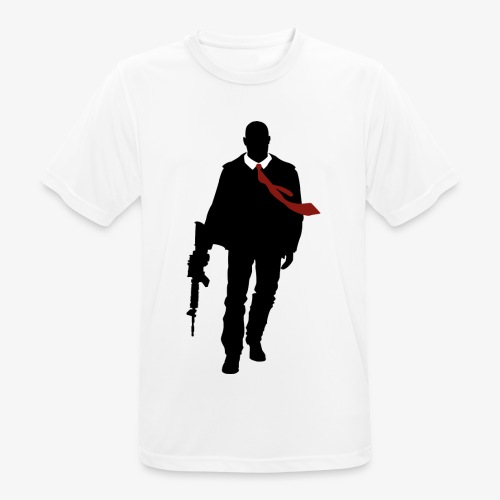 PREMIUM SO GEEEK HERO - MINIMALIST DESIGN - T-shirt respirant Homme
