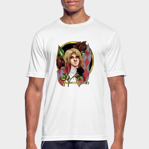 Geneworld - Hauru - T-shirt respirant Homme