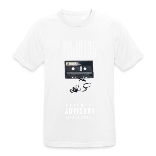 BANDLOGOG - Männer T-Shirt atmungsaktiv