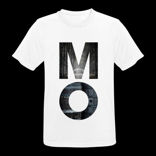 Moonshine Oversight - design épuré - T-shirt respirant Homme
