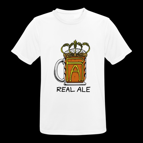 Real Ale - Men's Breathable T-Shirt