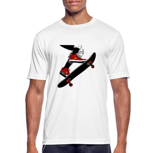 Skating - Maglietta da uomo traspirante