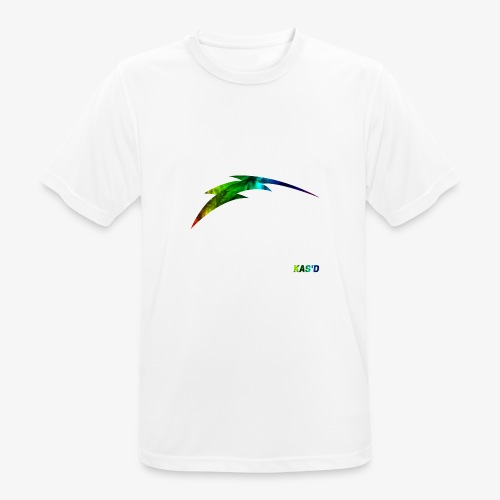 Kas'D   Marble Fade - T-shirt respirant Homme