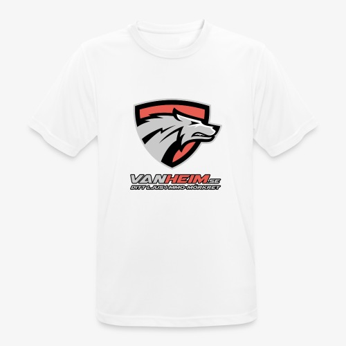 Vanheim Sport - Andningsaktiv T-shirt herr