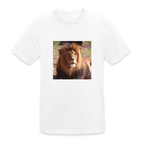 Lejon - Andningsaktiv T-shirt herr