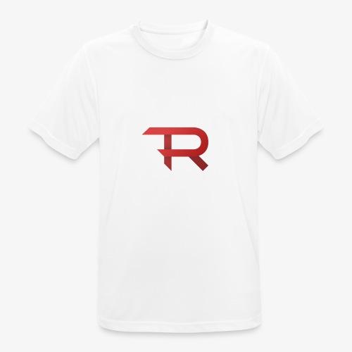 TubeRecht - Basic Logo - Männer T-Shirt atmungsaktiv