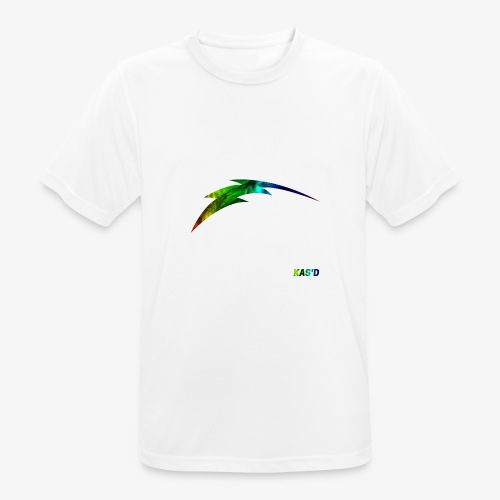 Kas'D | Marble Fade - T-shirt respirant Homme