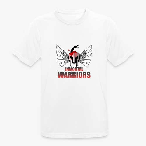 The Inmortal Warriors Team - Men's Breathable T-Shirt