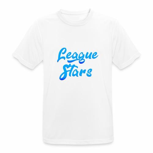 LeagueStars - Mannen T-shirt ademend actief