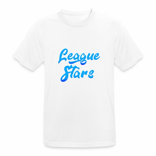 LeagueStars - mannen T-shirt ademend