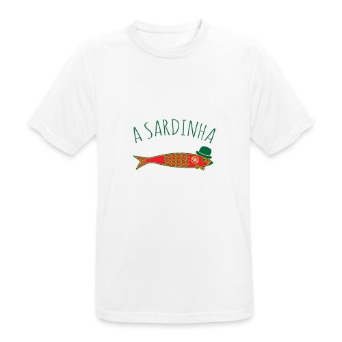 A Sardinha - Bandeira - T-shirt respirant Homme