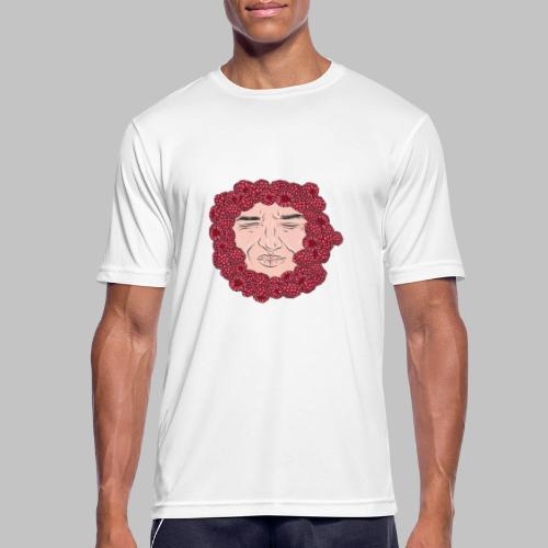 Sura Hallon - Andningsaktiv T-shirt herr