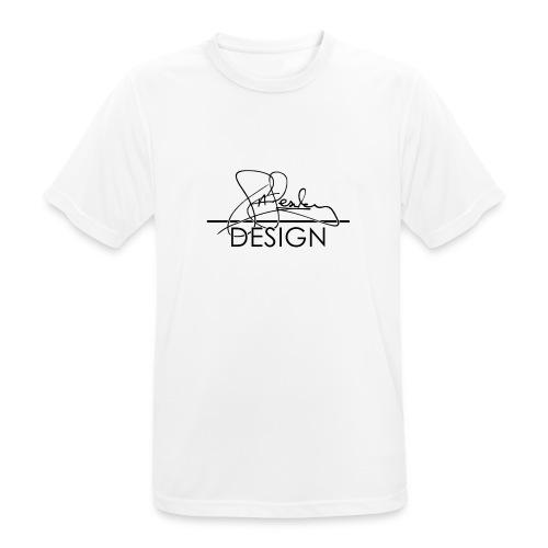 sasealey design logo png - Men's Breathable T-Shirt