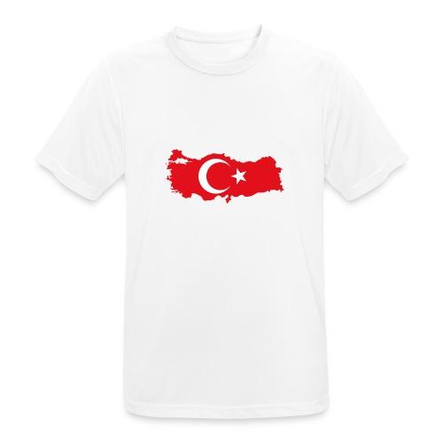 Tyrkern - Herre T-shirt svedtransporterende