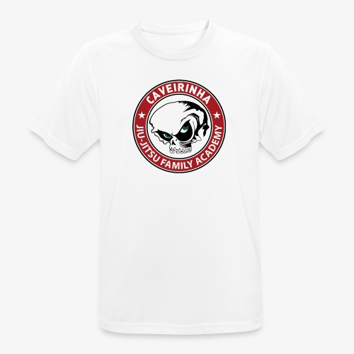 Logo Caveirinha transparent - Männer T-Shirt atmungsaktiv