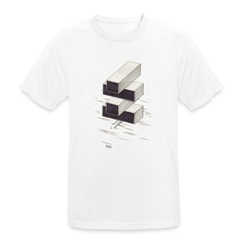 BALANCE - Men's Breathable T-Shirt