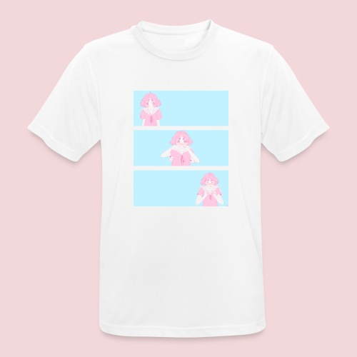 I like you! - Men's Breathable T-Shirt