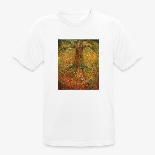 Invisible Tree - Koszulka męska oddychająca