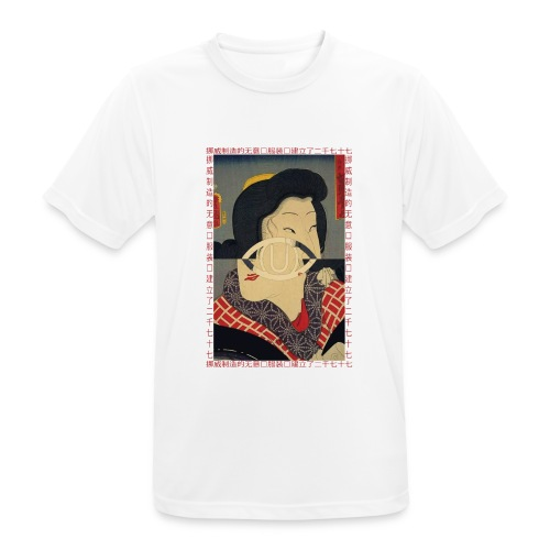 ARTE CHINO - Men's Breathable T-Shirt