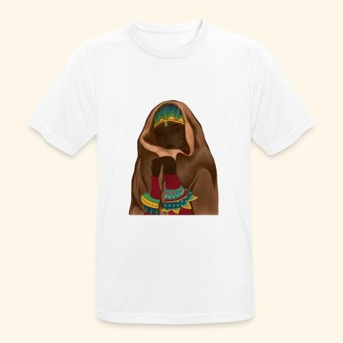 Femme bijou voile - T-shirt respirant Homme