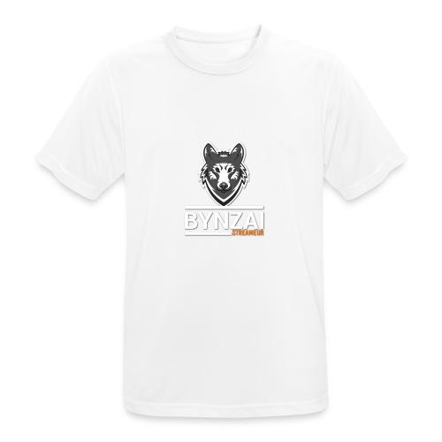 Casquette bynzai - T-shirt respirant Homme