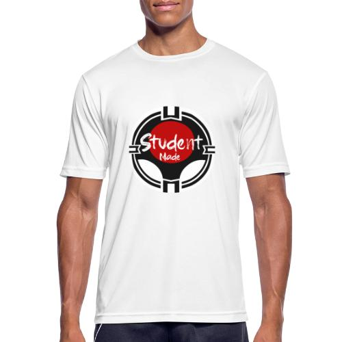 Student Made - Mannen T-shirt ademend actief