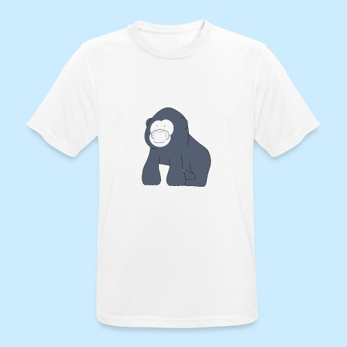 Baby Gorilla - Men's Breathable T-Shirt