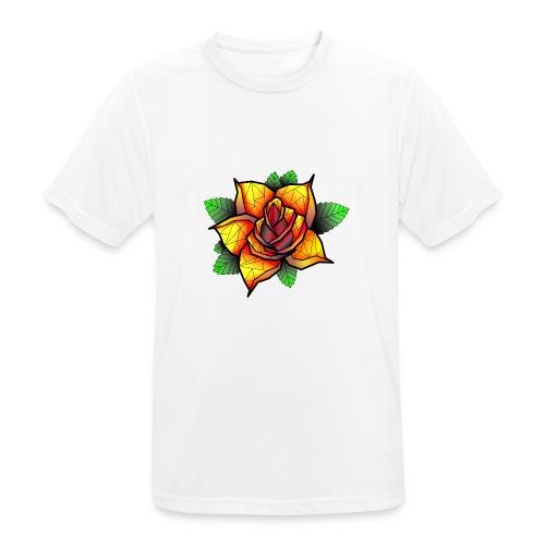 rose - T-shirt respirant Homme
