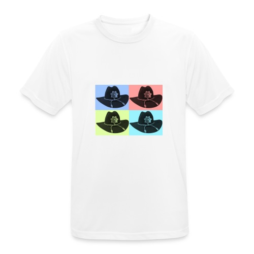 cuatro rick - Camiseta hombre transpirable