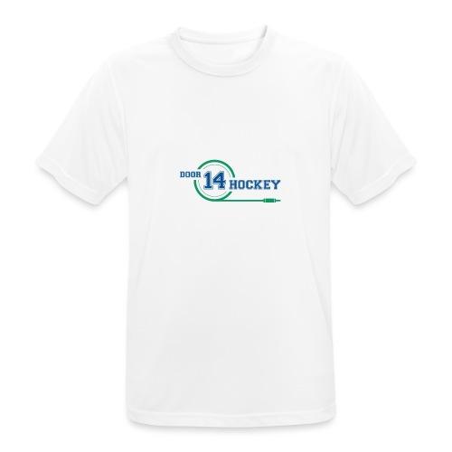 D14 HOCKEY LOGO - Men's Breathable T-Shirt
