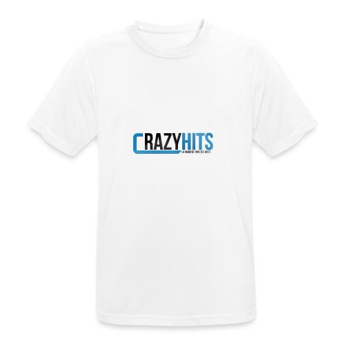 CrazyHIT - T-shirt respirant Homme