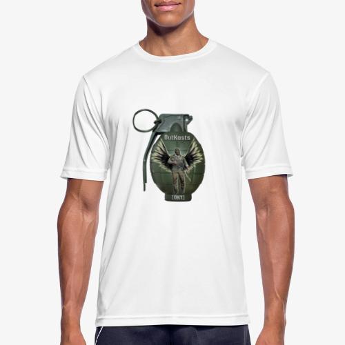 grenadearma3 png - Men's Breathable T-Shirt