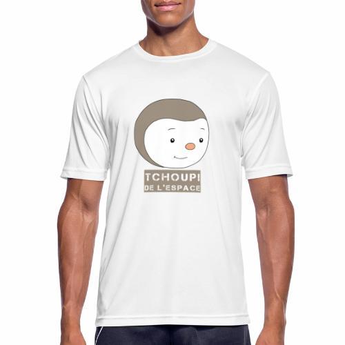 Tchoupi de l'Espace ! - T-shirt respirant Homme