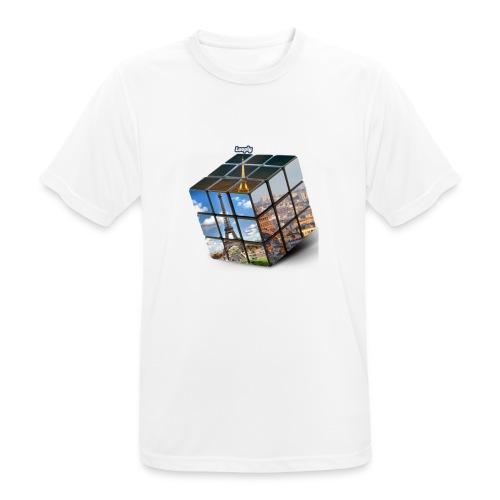 Tour eiffel - T-shirt respirant Homme